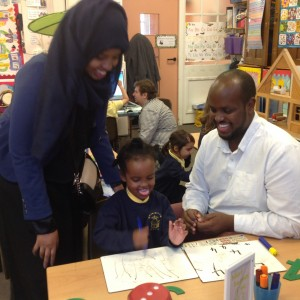 Maths Open Morning for new Reception Parents